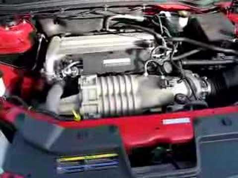 TurboTech Racing's Chevy Cobalt SS/SC Motor Mount - YouTube