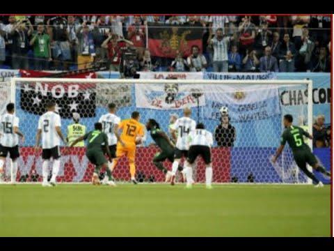 Argentina vence a Nigéria e garante vaga na próxima fase do Mundial | SBT Brasil (26/06/18)