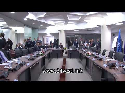 Македонија ќе претседава со Јадранската повелба 13 12 2017