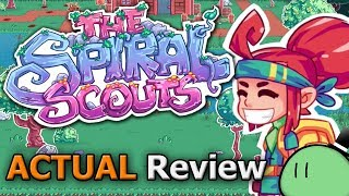 The Spiral Scouts (ACTUAL Game Review) [PC]