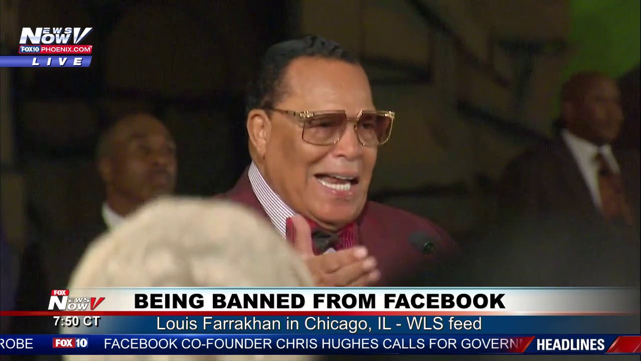 Farrakhan speaks of 'satanic Jews' in talk at Catholic