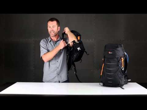 Lowepro Photo Sport II Series Camera Backpacks
