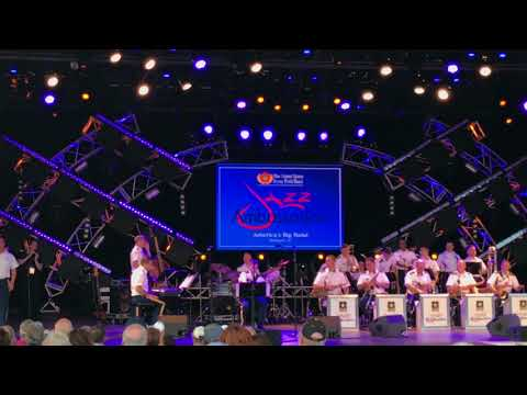 The Jazz Ambassadors of The United States Army Field Band - Epcot