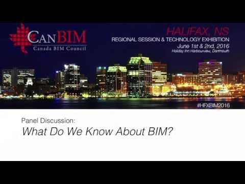 Atlantic Canada: Where are we with BIM?