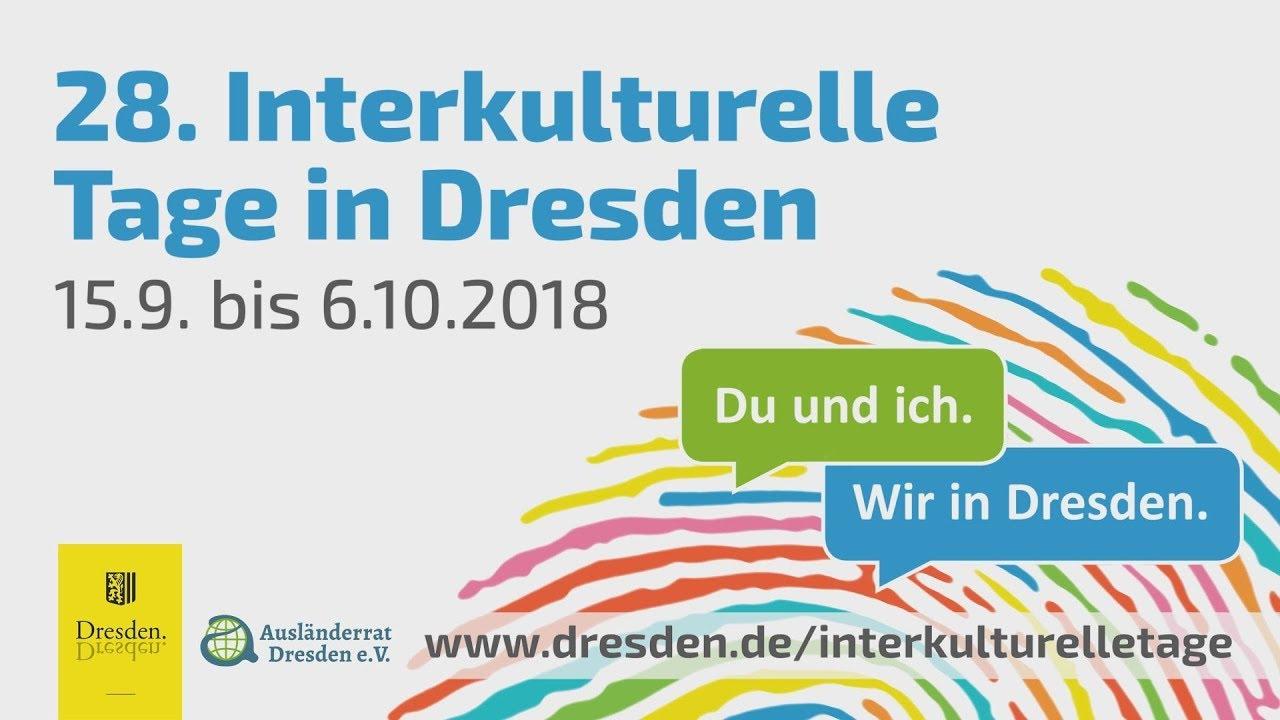 Interkulturelle Tage Dresden 2018 - Trailer
