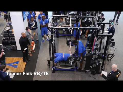 UK Football Pro Day 2017