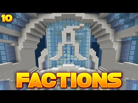 AURORA'S NEW MOD BASE!! | TheArchon Factions Ruby #10