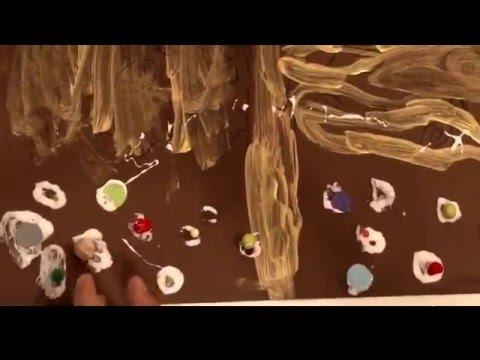 Laboratorio Per Bambini L Albero Della Vita Klimt