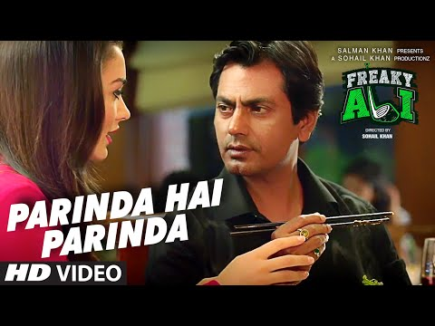 PARINDA HAI PARINDA Video Song | FREAKY ALI | Nawazuddin Sid