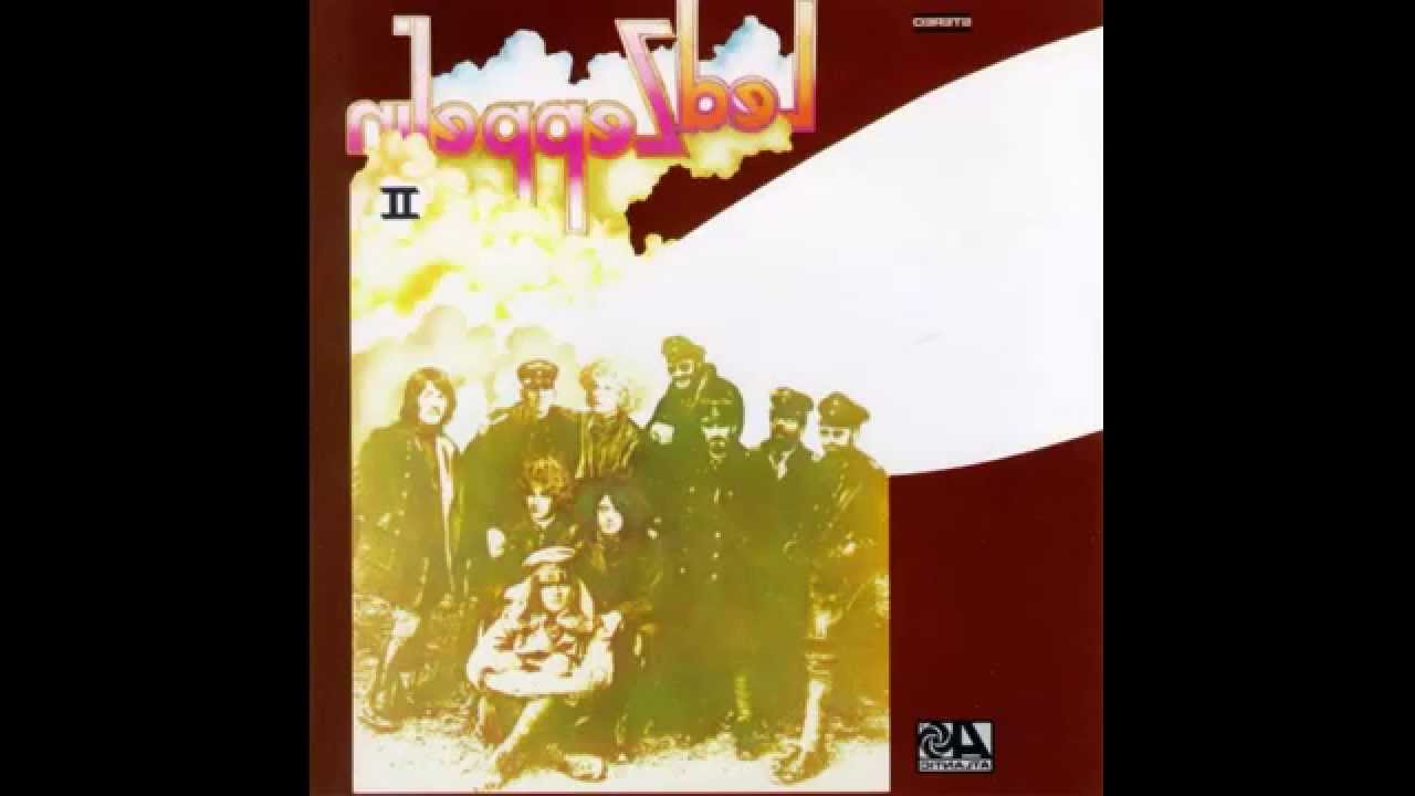 Led Zeppelin Ii Full Album Reversed Youtube
