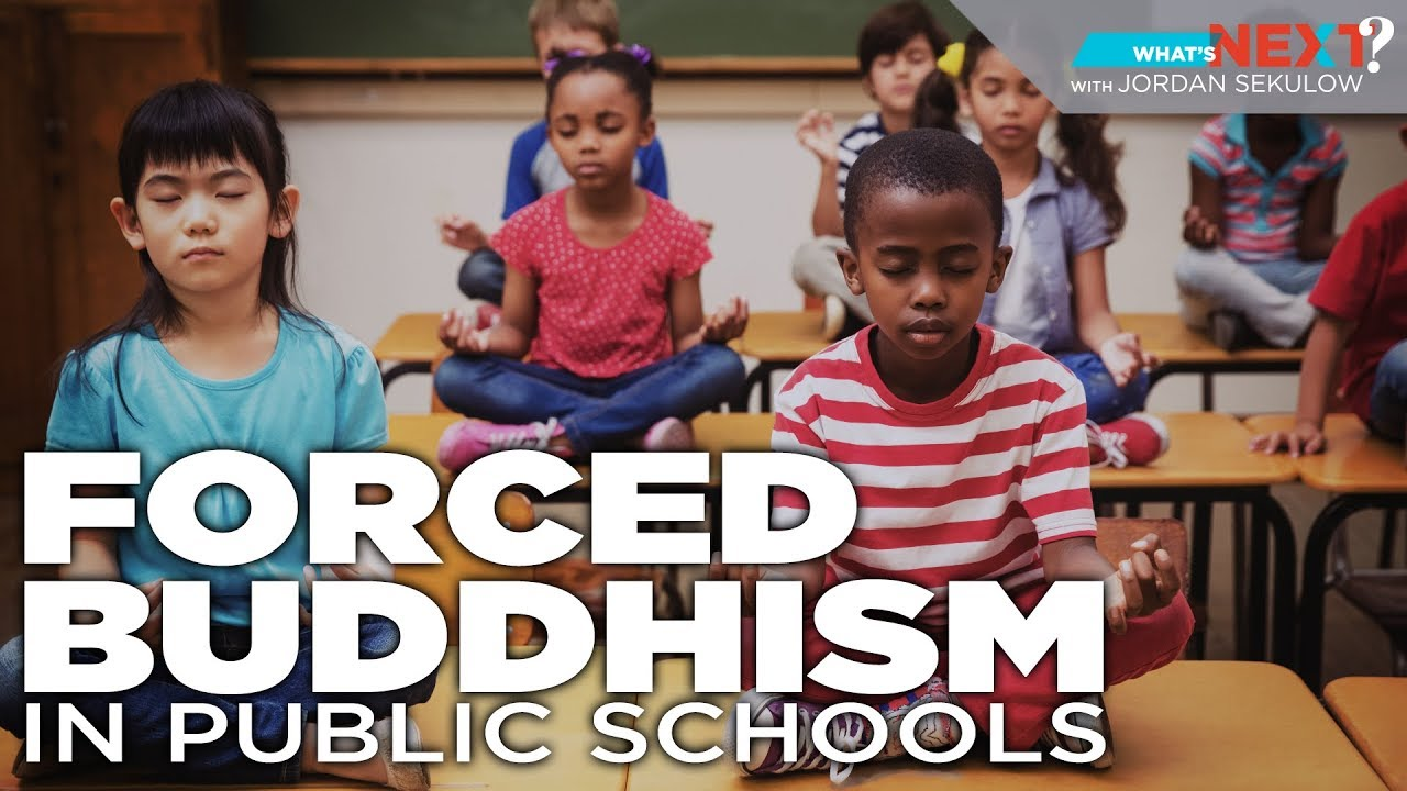ACLJ What's Next? Episode 14: Forced Buddhism in Public Schools