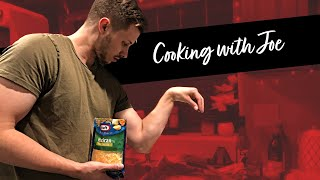 """""""Cooking"""" with Joe"""