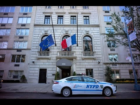 My experience... French Consulate