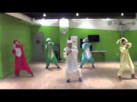 NU'EST [뉴이스트] Sleep Talking [잠꼬대] 안무연습영상 Animal Ver. (dance Practice)