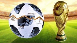 Dünya Kupası Topunun İçinde Ne Var? - Topları Kestik