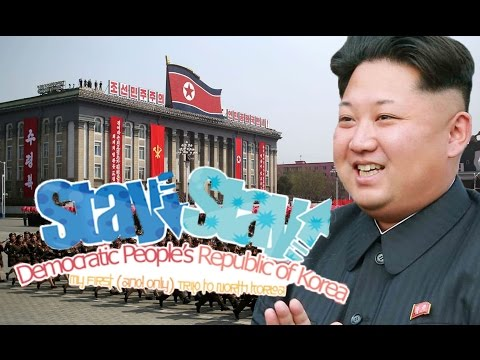 I THINK THIS GAME IS RACIST?!?! | STAY! STAY! DPRK Let's Play Part 1
