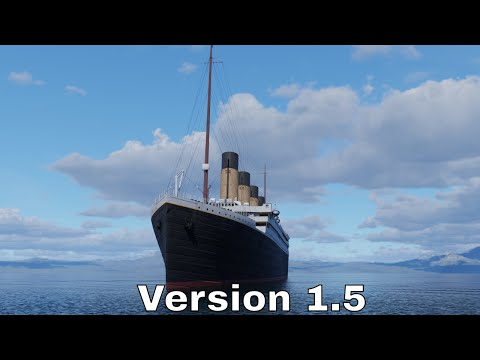 Titanic Real Time Sinking [Full] HD