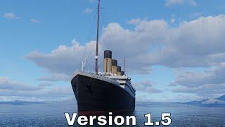 Titanic Real Time Sinking [Full] HD
