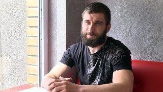 Коломиянин Ігор Грицьків повернувся з професійного поєдинку ММА-бійців