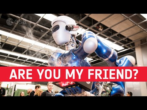 Are robots our friends? with Maarten Steinbuch | Space Bites