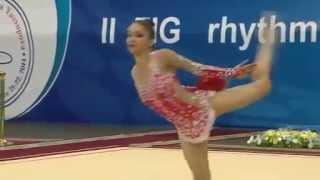Кубок «Жулдыз-2014» по художественной гимнастике