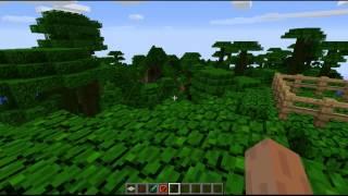 Minecraft 1.8 - Snapshot 13w04a bis 14w08a - Barriere / Eisenfalltür / Spectator Mode [DEUTSCH][HD]