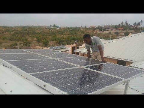 Baragumu : Matumizi ya Bidhaa za Solar zenye Ubora (01) - 24.10.2017