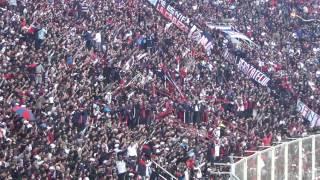 San Lorenzo 2 San Martin SJ 1 Segundo gol. Cuervo locura, soy del barrio de Boedo...