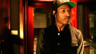 ASAP Rocky & Hit-Boy In Studio Mixing Goldie