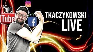 TKACZYKOWSKI & NASIEROWSKI W TRASIE #TEAM - Na żywo
