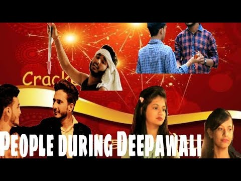 Types Of People During Diwali |Ajay Singh Rajput|