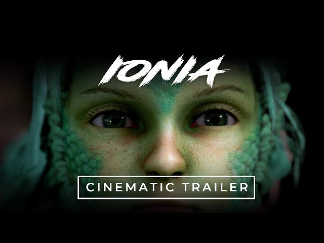 Rhythm of the Universe: IONIA - Cinematic Trailer