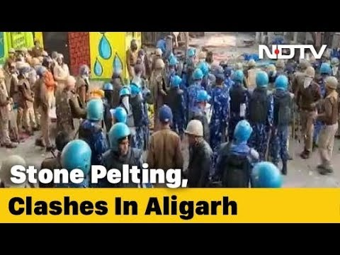 Clashes In Northeast Delhi, UP's Aligarh During Citizenship Law Protests