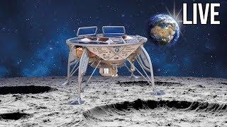 [LIVE] Beresheet se pose sur la Lune commenté en français