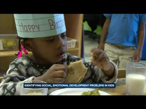 Identifying social, emotional development problems in children