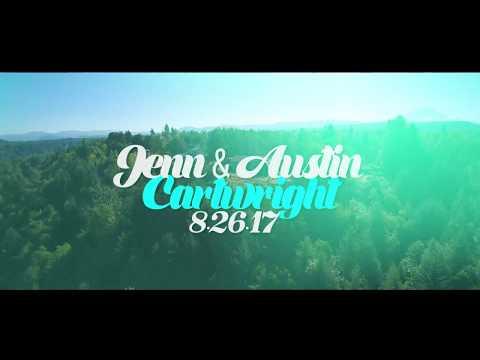 Wedding Videography featuring Jennifer & Austin Cartwright: My Heaven 8.26.17