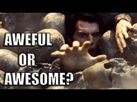 Man of Steel - Mega Review