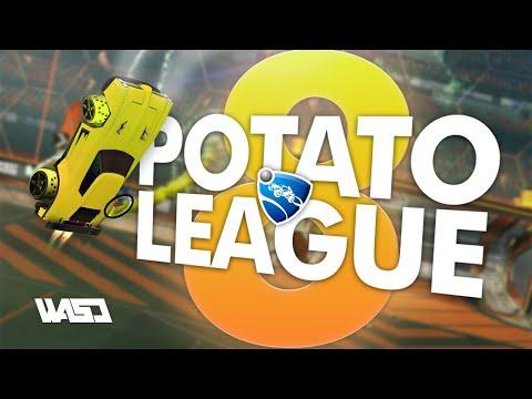 POTATO LEAGUE #8 | Rocket League Funny Moments & Fails thumbnail