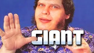 Andre The Giant - Full Biography of a Giant,  7