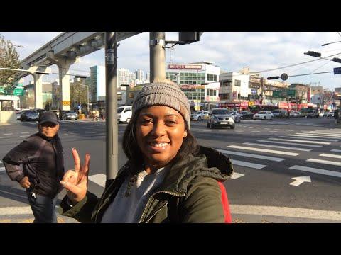 LIVE 🔴  Christmas Shopping in Korea