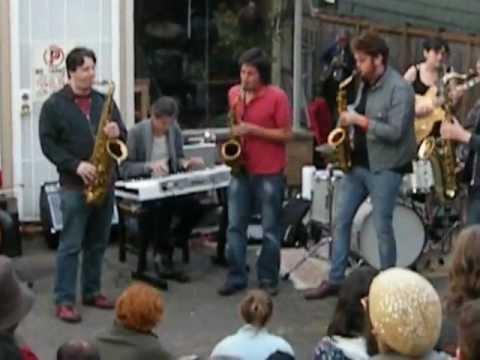 Cafe Racer Music Memorial Video, 6-3-2012