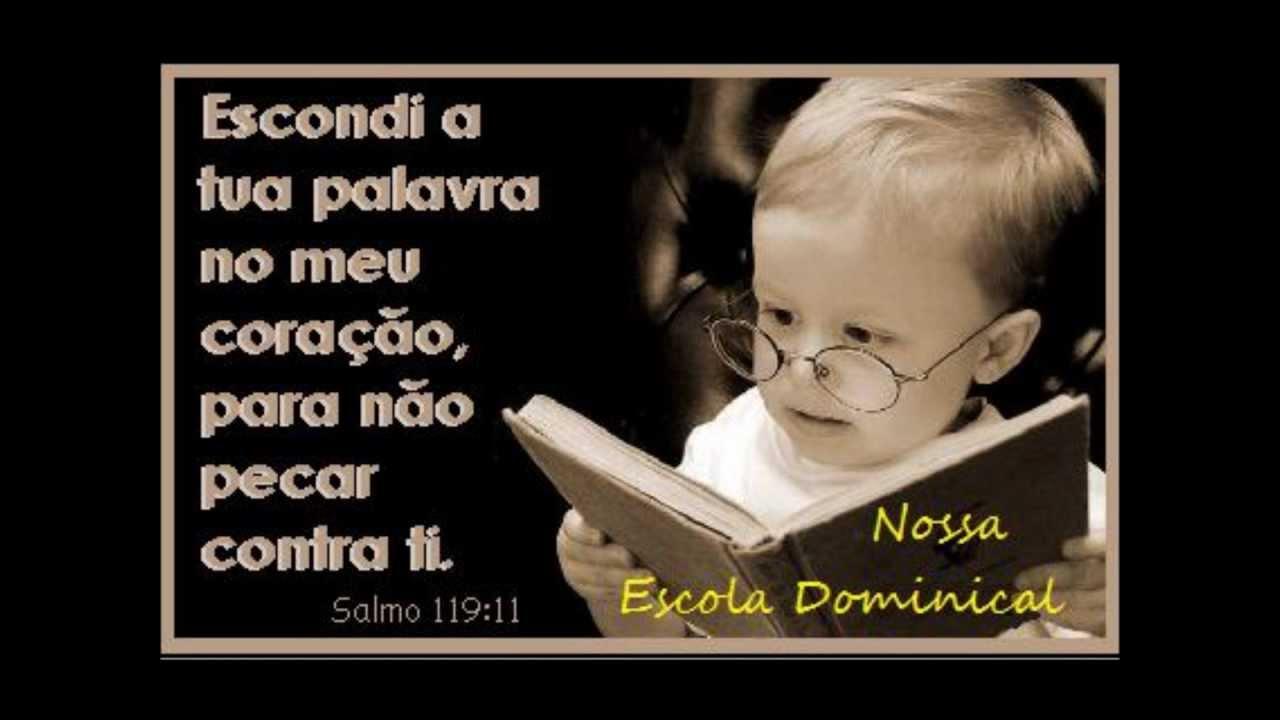 Mensagem Bíblica Para Acalmar O Coração: Homenagem Aos Professores Da EBD Na Assembléia De Deus Em