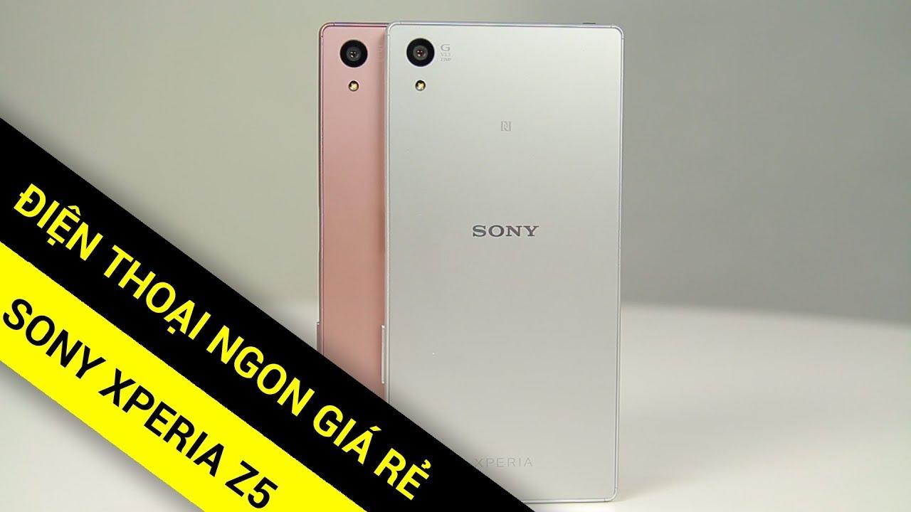 Sony Xperia Z5 hàng ngon còn chống nước giá dưới 2 triệu
