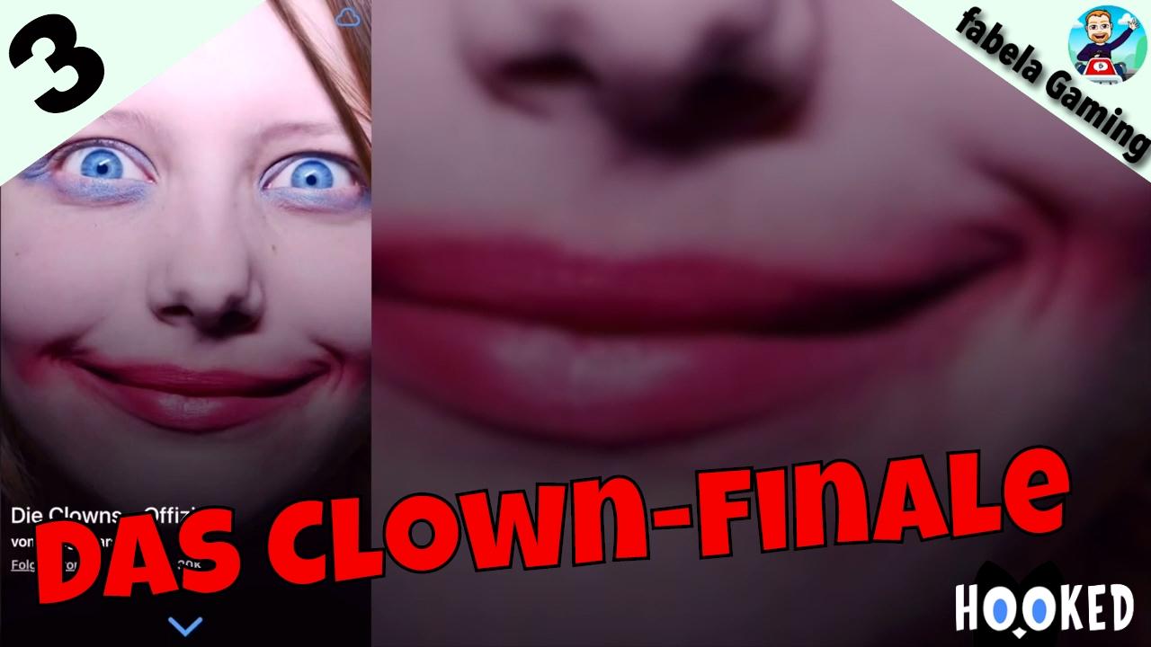 Grusel Chat: Die Clowns 3: Nachrichten vom Jahrmarkt I