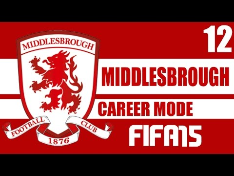 FIFA 15: Middlesbrough Career Mode - S01E12 - January Transfers