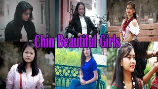 Chin Beautiful Girls Photos Collection