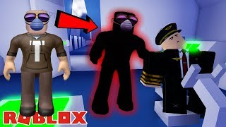I SPENT 500 ROBUX (R$) TO BECOME THE BEAST IN AIRPLANE! / ROBLOX
