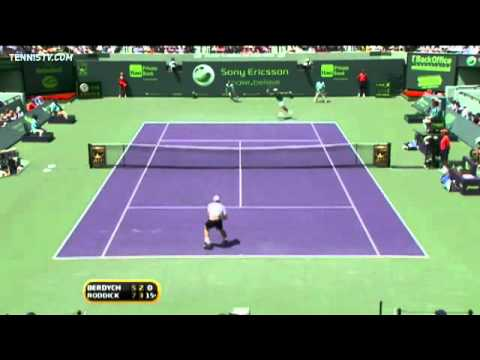 Final Men Summary - Sony Ericsson Open - Miami 2010