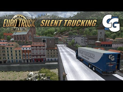Silent Trucking - Volvo FM - Saint-Angel to Montbois - ETS2 Grand Utopia 1.4.5 (No Commentary)