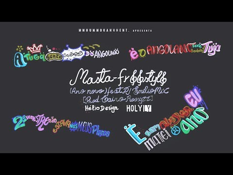 Masta - Freestyle (Ano Novo) Feat. Dj Emilio Mix [Video Oficial 2019]